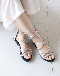 20 Lace-up Sandal