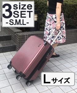 SARAHUEA(サラフェア)スーツケース 1610 Lサイズ トランクケース キャリーバッグ キャリーケース