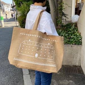ジュートバッグ 脇阪克二 デザイン エコバッグ