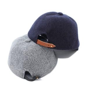 <予約商品>MELTON BB CAP 帽子 BB CAP キャップ ベースボールキャップ