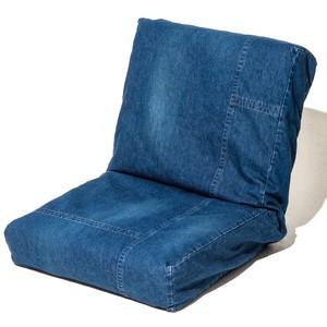 COMPACT ZAISU COVER  / DENIM BL【専用カバー】 座椅子