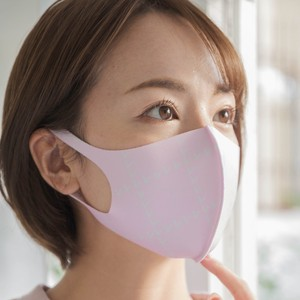 Washable Silky Mask(マスク)ピンク