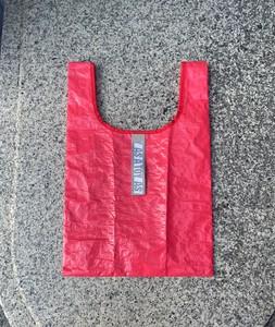 """[予約]PE """"marche bag"""" /pink【AS A TOY】/エコバッグ マルシェバッグ"""