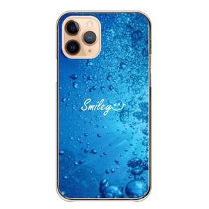 スマホケース iPhone ケース iPhone12 Pro スマイル フォト ロゴ 可愛い
