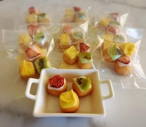 プチプチドライフルーツアイシングクッキー小袋
