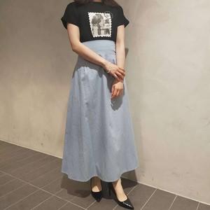 【2021新作】綿100% StampプリントTシャツ