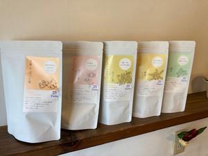 水筒に、ハーブと静岡茶シリーズ 大容量25Pタイプ