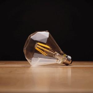 LED電球 LEDフィラメント電球 ダイヤモンド RJG95D-7.5W