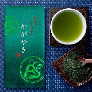 特上煎茶 かがやき 緑茶 茶葉