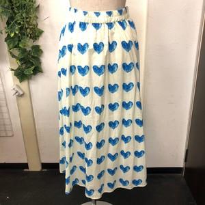 【レディース】レトロハートスカート