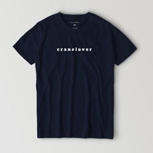 【夏服】ユニセックス Tシャツ crane modern