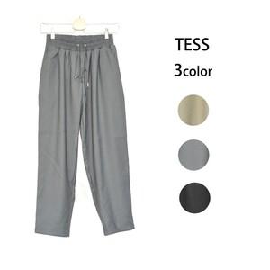 【2021春夏新作】【TESS】T/Rストレッチイージーパンツ