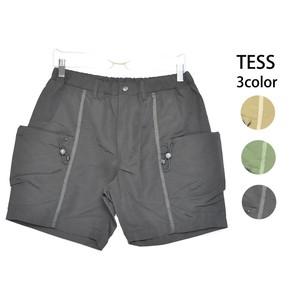 【TESS】サイドポケットショーツ