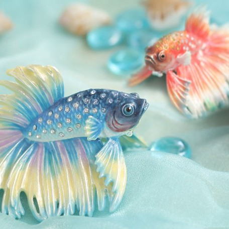 Tropical Fish Jewelry Jewelry Box | Export Japanese products