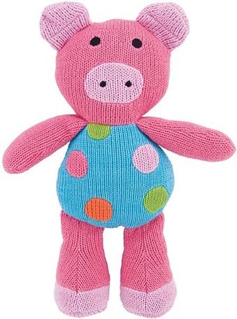 Pig pattern amigurumi pig toys piglet pattern crochet animals | Etsy | 456x339