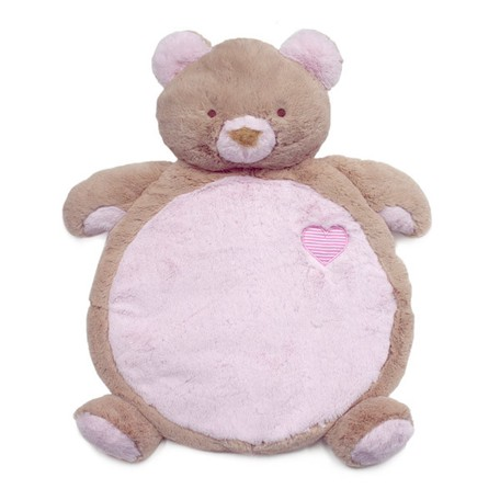Cuddle Rug Mini Bear Pink / For dogs