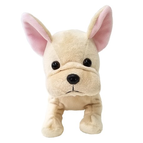 Premium Puppy French Bulldog Plush Dog Stuffed Toy Export
