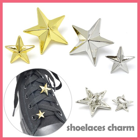 Star Motif Shoe Charm | Export Japanese products to the