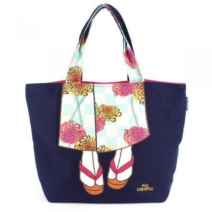 6e18800373ce Kimono Tote Bag