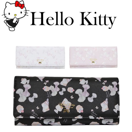 ca63dfac7 Hello Kitty Long Wallet Tea Sanrio Ladies Cover | Export Japanese ...