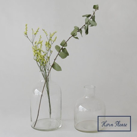225 & Glass Flower Vase | Export Japanese products to the world at ...