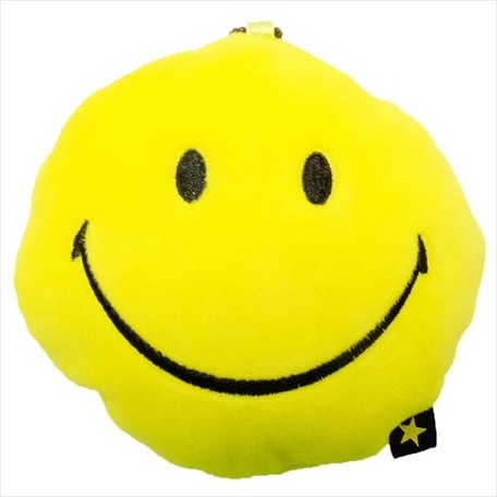 SMILE Mochi-Mochi Soft Toy Ball Chain | Export Japanese