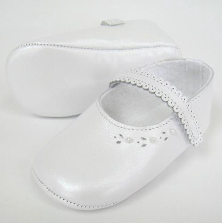 Baby Shoe Pearl Processing Pearl Wrap