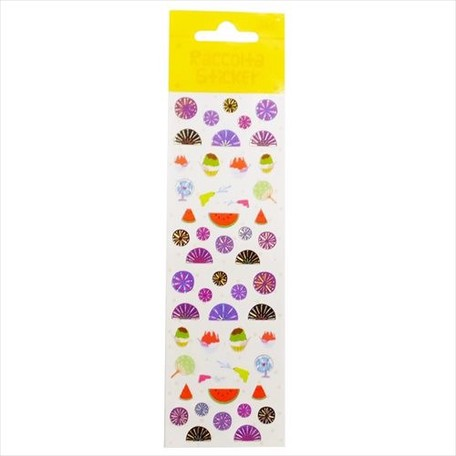 Admission Firework Sticker | Export Japanese products to the