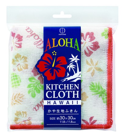 Aloha Kitchen Towels Hawaiian | Export