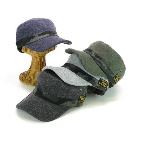 0fc3af7a9dc Black Patch Sweat Military Cap Young Hats   Cap