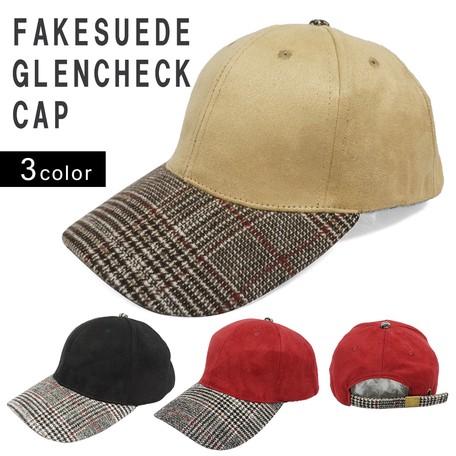 4f52ede007fb9 Hats & Cap Cap Men's Ladies Baseball Cap Fake Suede Checkered ...