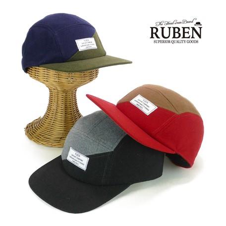 Ruben 2 Tone Cap Young Hats   Cap  89af8f2d4de