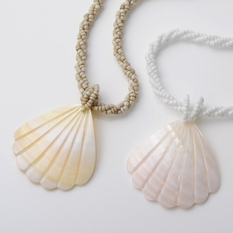 Shell Necklace Bali | Export Japanese products to the world