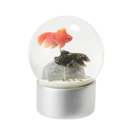 Snow Dome Goldfish   Export Japanese products to the world