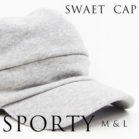 Style Hats & Cap S/S Military Cap Design Sweat Size M Size L