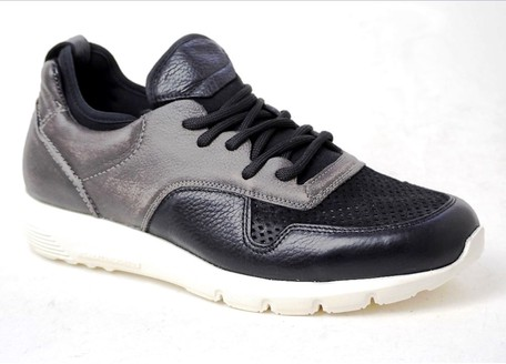 Leather Mexico Leather Lace Sneaker Light-Weight Sole | Export
