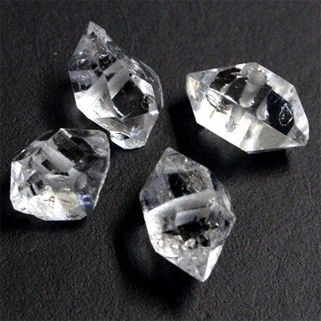 0f87ff29b0c Natural stone New York 4Pcs set Diamond Beads | Export Japanese ...