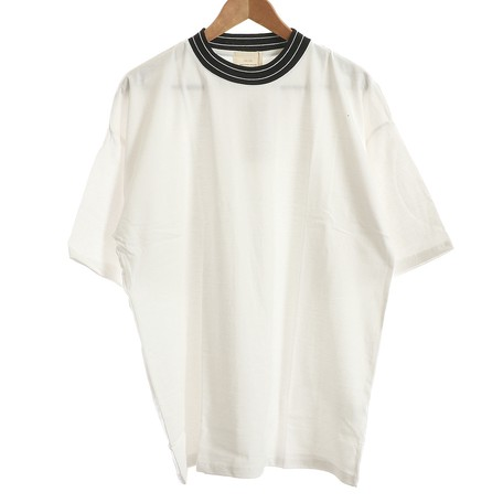 83500eaa157fb5 Jersey Stretch Short Sleeve Mock T-shirt | Export Japanese products ...