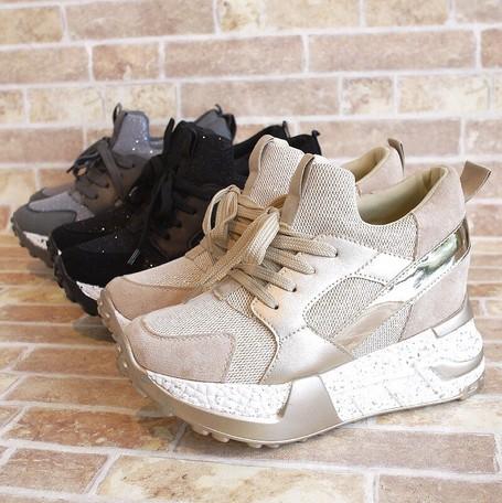Sneaker Ladies Heel Korea | Export