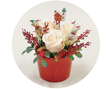 Flower Arrangement Christmas Export Japanese Products To The World At Wholesale Prices Super Delivery