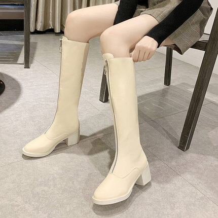 Ladies Boots Long Boots Knee-high Boots