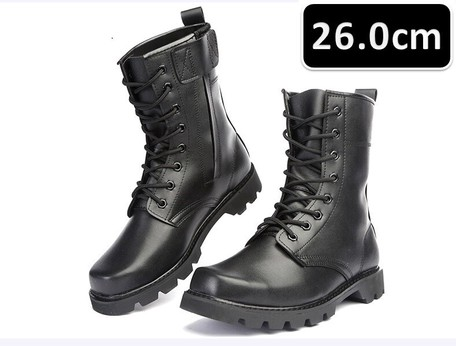 Black Boots Rider Boots Bike Product