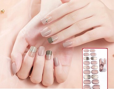 Nail Color Nail Art Nail Patch Nail To Use Ladies Nail Finished Product Import Japanese Products At Wholesale Prices Super Delivery