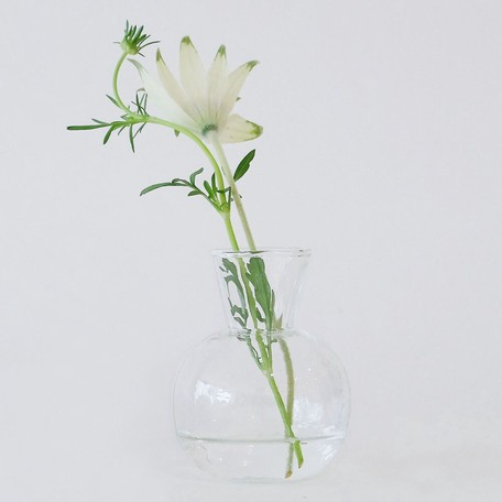 Glass Width Line Flower Vase Export Japanese Products To The World At Wholesale Prices Super Delivery
