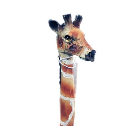 キリンの首をどうぞ リアルアニマルボールペン キリン の商品ページ 卸 仕入れサイト スーパーデリバリー